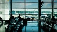 Bandara Djuanda Sepi Penumpang H-2 Lebaran
