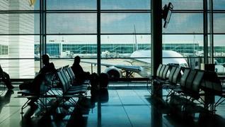 Corona Bermutasi, Pakar Minta Tutup Penerbangan Internasional