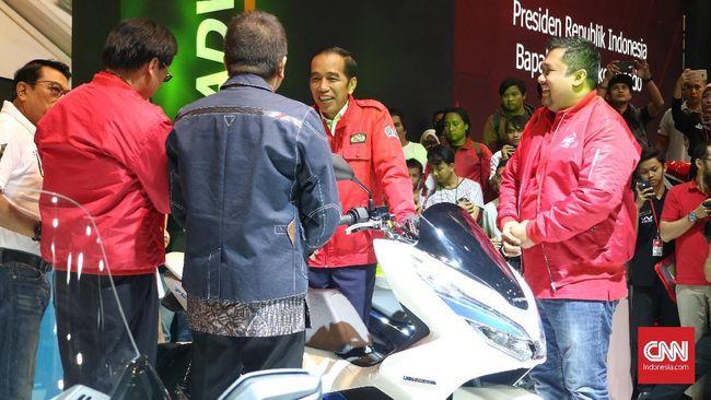 Asosiasi Industri Sepeda Motor Indonesia sejauh ini belum menyampaikan insentif perpajakan untuk mengangkat penjualan motor saat pandemi.