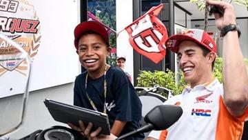 Valdy, Komentator Cilik Asal NTT yang Diundang Nonton MotoGP