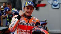Rossi Terjatuh, Marquez Juara Motogp Malaysia