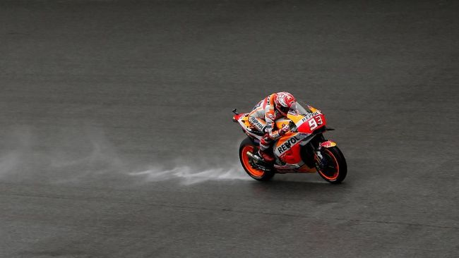 Pebalap Repsol Honda, Marc Marquez menyatakan dirinya tak ingin mendapatkan perubahan besar-besaran di motor Honda dalam persiapan menuju MotoGP 2019.