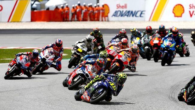 Sirkuit jalanan di Lombok, Nusa Tenggara Barat, bisa menggelar kejuaraan dunia balap motor MotoGP pada musim 2021.