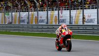 Juara Motogp Malaysia, Cara Terbaik Marquez Rayakan Gelar Juara Dunia
