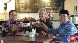 Anies-Ridwan Kamil Saling Ucapkan Selamat atas WTP dari BPK