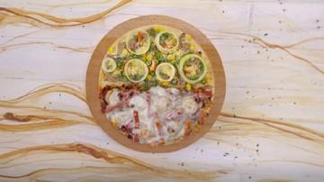 Resep Pizza dengan 2 Topping, Camilan Wajib Coba Nih