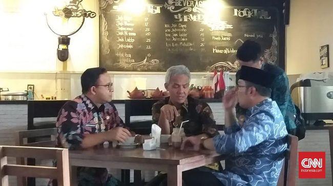 Gubernur Jawa Tengah Ganjar Pranowo telah sepakat dengan Anies Baswedan dan Ridwan Kamil melarang warga mudik guna cegah meluasnya wabah corona.
