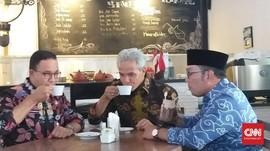 Jalan Terjal Anies, Ganjar, RK Raih Tiket Partai Demi Pilpres