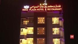 VIDEO: Hotel di Irak Sebabkan Kehebohan