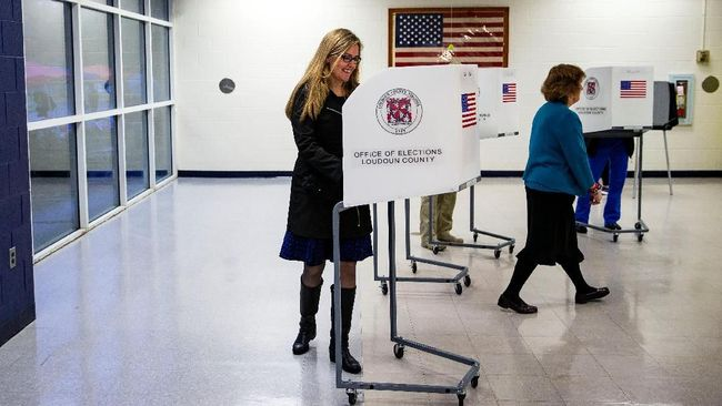 Sebanyak tiga negara bagian di Amerika Serikat, yakni Florida, Arizona, dan Georgia mengalami sengketa usai pemilihan sela 2018 digelar.