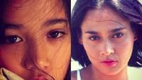 <p>Ine dan Kakak Nurra mirip nggak, Bun? (Foto: Instagram/inefebriyanti)</p>