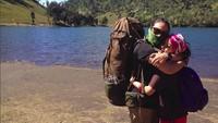 <p>Kegiatan naik gunung Ine bersama si sulung Nurra. Hmm seru juga ya, Bun. (Foto: Instagram/inefebriyanti)</p>