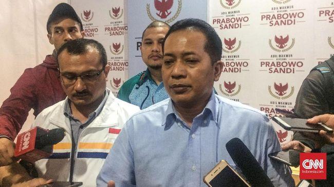Gerindra membalas tudingan GP Ansor yang menyebut kelompok radikal menginduk ke salah satu capres yang akan berlaga di Pemilu 2019.