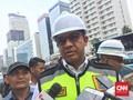 Anies Minta Seluruh Gedung Milik Pemprov DKI Bangun Drainase