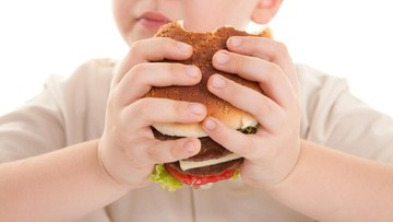 Cara Mudah Mencegah Obesitas pada Anak