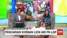Batas Akhir Pencarian Korban Lion Air