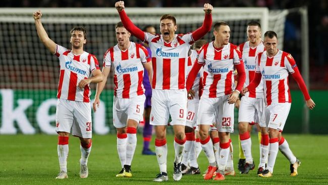 Hasil gambar untuk Red Star Belgrade