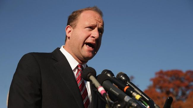 Politikus Demokrat Jadi Gubernur Gay Pertama di AS