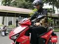 Motor Listrik Gesits Disiapkan Buat Jokowi Parade di Monas