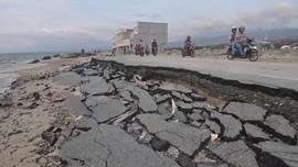 Ilmuwan Jepang Ungkap Pola Gempa dan Tsunami Palu 2018