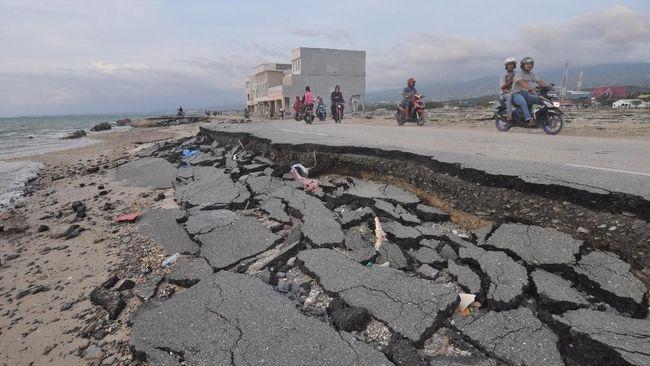 BNPB: Waspada Gempa Disusul Tsunami Tahun 2020