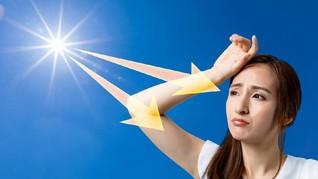 Cara Mencegah Kulit dari Bahaya Terpapar Sinar UV