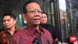 Romi Singgung Khofifah, Mahfud Bongkar 'Ritual' Tersangka KPK