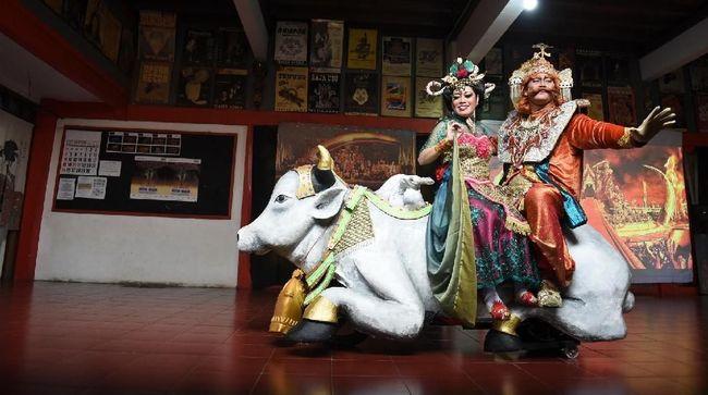 Teater Koma dijadwalkan mementaskan kisah Mahabarata: Asmara Raja Dewa pada 16-25 November mendatang.