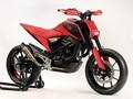 Honda Kenalkan Dua Konsep Motor Berbeda Aliran