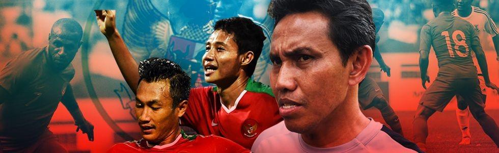 Garuda Kejar Trofi Piala AFF