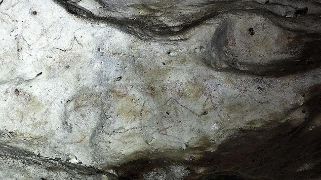 Tim peneliti gabungan yang menemukan lukisan batu di Sulawesi dan Kalimantan mengung hal tersebut merupakan bukti perkembangan pemikiran manusia di Indonesia.