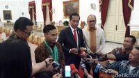 Bertemu Eko Yuli Sang Juara Dunia, Jokowi: Indonesia Bangga!