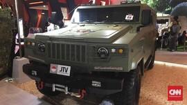 JTV, Kendaraan Karya Anak Bangsa Penjaga Perbatasan Indonesia