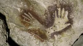 Ragam Motif dan Makna Lukisan Gua Zaman Es