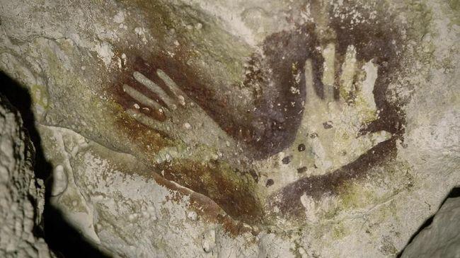 Penemuan lukisan gua di Kalimantan membuka pengetahuan baru bahwa terdapat beragam motif dan makna di balik lukisan.