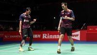 Ahsan/hendra Lolos, Indonesia Tempatkan Enam Wakil Di Perempatfinal