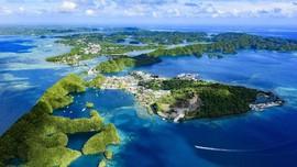 Palau, Destinasi Wisata 'Go Green' Terbaik Dunia Tahun Ini