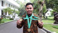 Meski Juara Dunia, Eko Masih Buta Angkatan Untuk Olimpiade