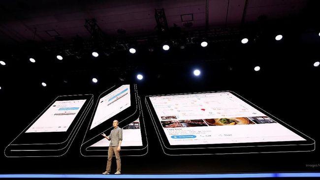 Google Bakal Bekali Android agar Bisa Dipakai di Ponsel Lipat