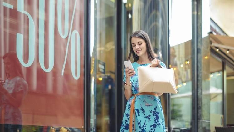 Ketika seseorang terutama para wanita kecanduan belanja, apa yang bisa dilakukan untuk menanganinya?