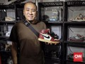 Sebastian Tay, Pemilik Lebih dari 1.000 Sneakers 'Lawas'