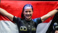 One Championship: Priscilla Lumban Gaol Ditantang Petarung Filipina Lagi