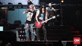 Pandemi Belum Selesai, Guns N' Roses Umumkan Jadwal Tur Eropa