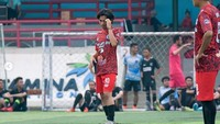 <p>Gaya Yusuf Mahardika saat main bola. Aih, kerennya. (Foto: Instagram @mahardikayusuf)</p>