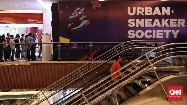 Urban Sneaker Society kembali hadir pada 8-10 November 2019 mendatang. Ada lebih dari 150 label sneaker dan streetwear asal Indonesia maupun mancanegara.