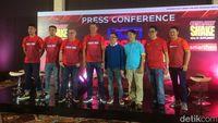 Yuk, Lari Bareng Mantan Pemain Mu Di Jakarta Akhir Pekan Ini