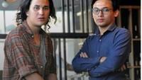 <p>Duet Yusuf Mahardika dan Baron Siregar saat bermain di serial TV 'Gerhana Bulan Merah'. Sukses terus ya Yusuf dan Baron. (Foto: Instagram@baronityofc)</p>