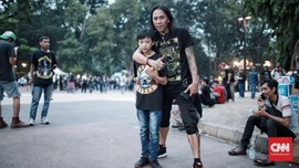 Eks Vokalis Boomerang Didukung Maju Calon Wali Kota Surabaya