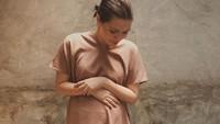 <p>Firrina juga selalu tampil stylish meski hamil. (Foto: Instagram @aquillafirrina)</p>