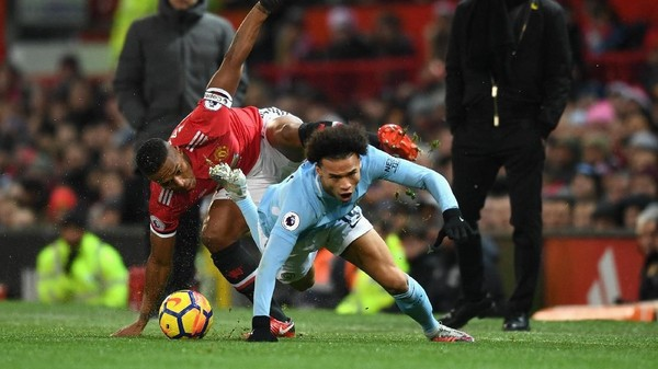 Panas Derby Manchester